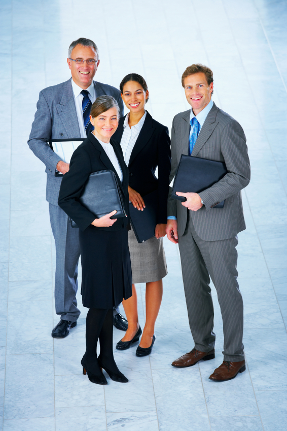 Business personnel